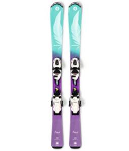 ブリザード(BLIZZARD) ジュニア スキー板 ビンディング付属 19 PEARL JR +FDT4.5