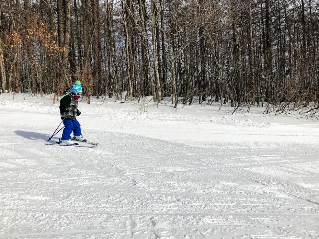 初めての子供スキー、デビューは何歳から?