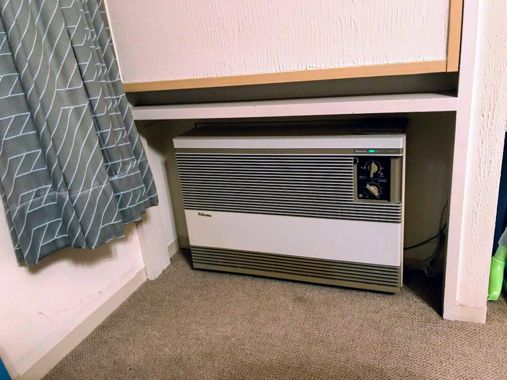 湯沢リゾートマンション:チェックポイント2:暖房設備