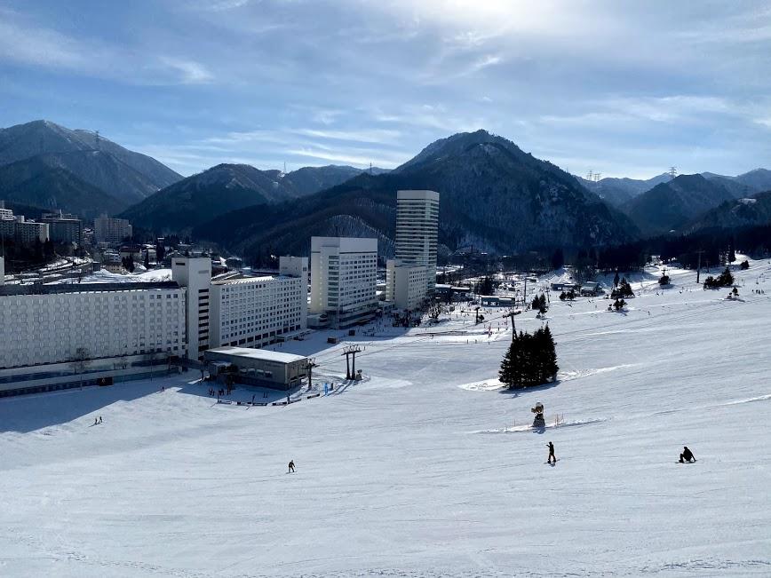 苗場スキー場のコロナ対策
