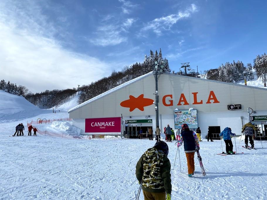 インバウンドもなくスキー客自体が少ない