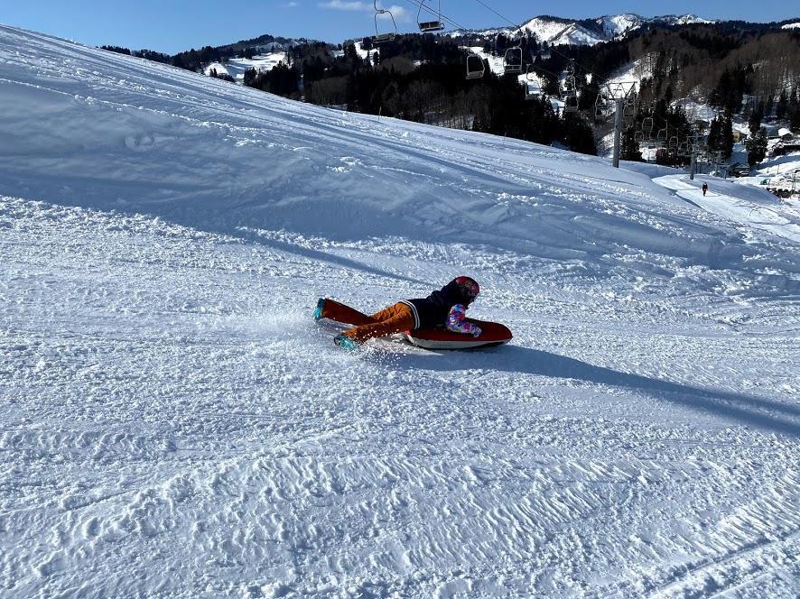 スキー以外に楽しめるアトラクションも沢山
