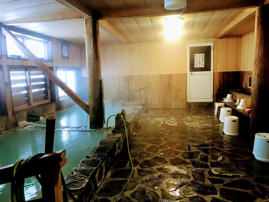 1.東北の温泉はお湯が良くて料金も安い